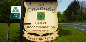 Bed and breakfast ballyconnell co.cavan