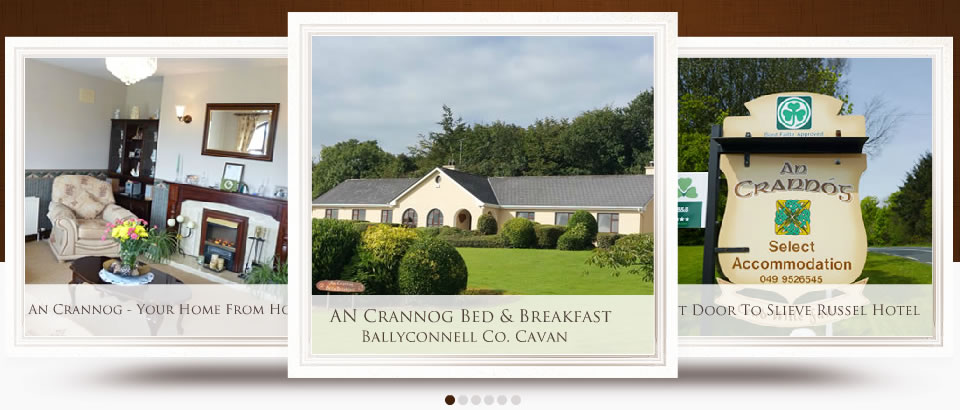 Bed And Breakfast Ballyconnell Co.Cavan Beside Slieve Russell Hotel